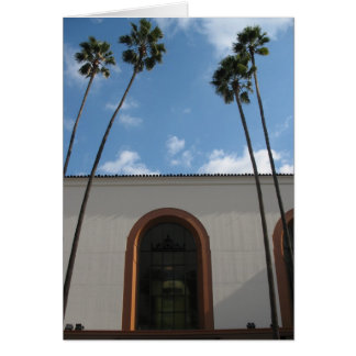 Union Station Los Angeles Card