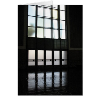 Union Station Los Angeles, Greeting Card
