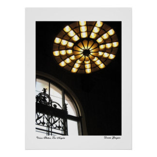 Union Station Los Angeles Poster Print