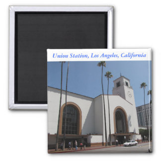Union Station Magnet
