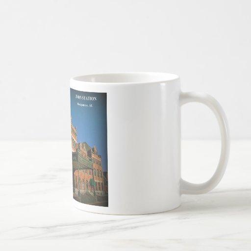 UNION STATION - Montgomery, Alabama Coffee Mugs