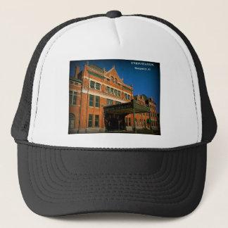 UNION STATION - Montgomery, Alabama Trucker Hat