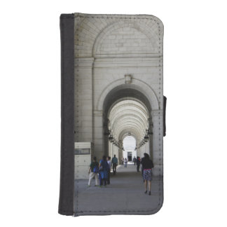 Union Station Wallet Phone Case For iPhone SE/5/5s