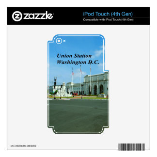Union Station Washington D.C. Skin For iPod Touch 4G