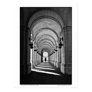Union Station- Washington, DC Postcard