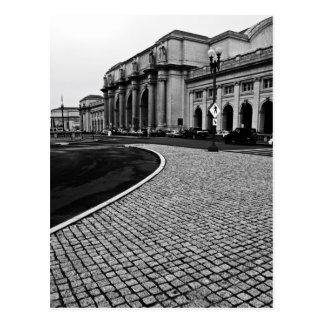 Union Station - Washington, DC Postcard
