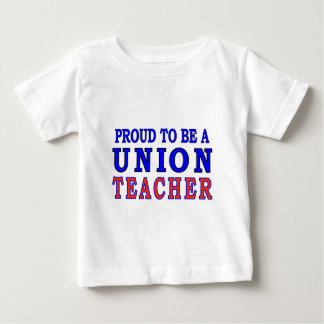 UNION TEACHER BABY T-Shirt