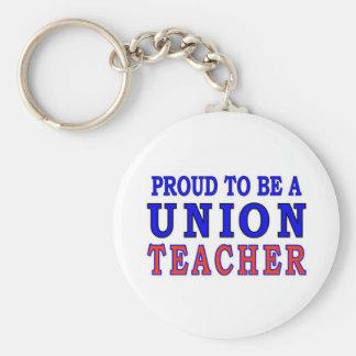 UNION TEACHER KEY CHAINS