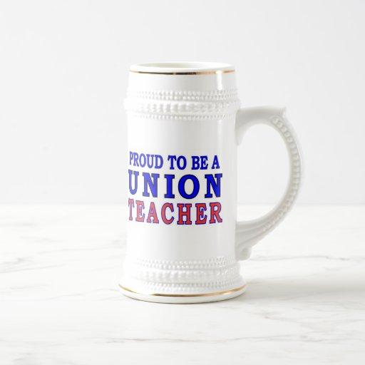 UNION TEACHER MUGS