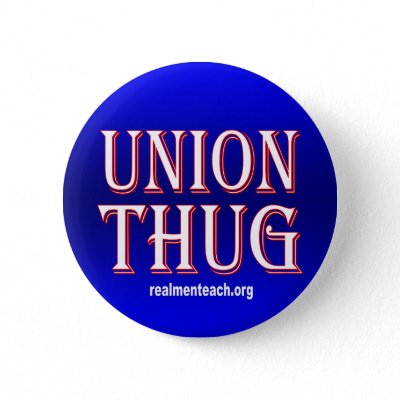 union thugs are bad people