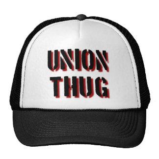 Union Thug Trucker Hats