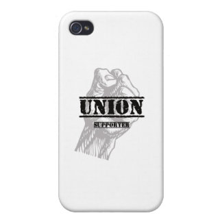 Union Thug Supporter iPhone 4 Covers