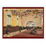 Union Train Station, Los Angeles Vintage Post Card