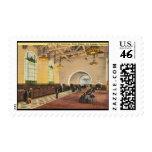 Union Train Station, Los Angeles Vintage Stamp