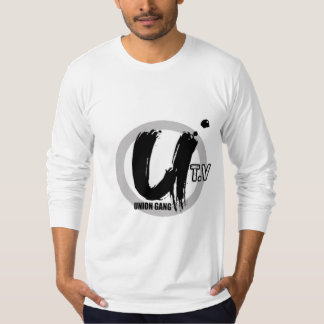 Union tv Long Sleeve fitted shirt