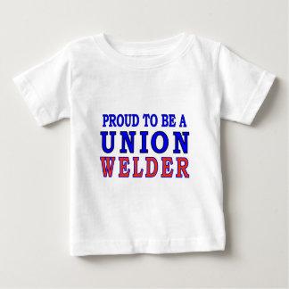 UNION WELDER TEE SHIRTS