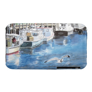 Union Wharf iPhone 3 Cover