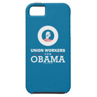 Union Workers for Obama iPhone SE/5/5s Case