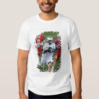 UNIONDALE, NY - 13 DE AGOSTO:  Matt Danowski #40 8 Camisas
