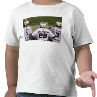 UNIONDALE, NY - 6 DE AGOSTO:  Zack Brenneman #28 Camisetas