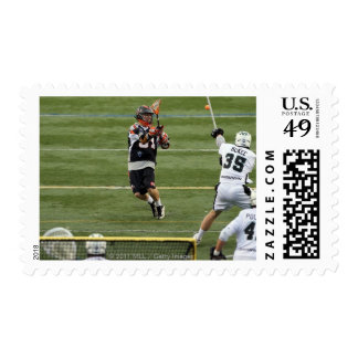 UNIONDALE, NY - AUGUST 06:  Dillon Roy #91 2 Stamp