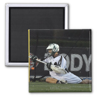 UNIONDALE, NY - AUGUST 06:  Drew Adams #14 2 Inch Square Magnet