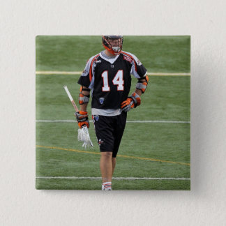 UNIONDALE, NY - AUGUST 06:  Drew Westervelt #14 Button