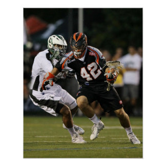 UNIONDALE, NY - AUGUST 06:  Max Siebald #42 2 Poster