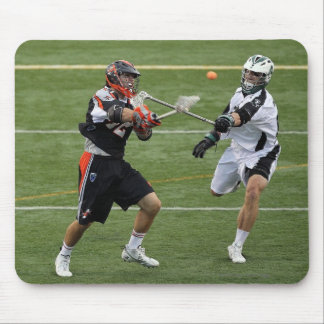 UNIONDALE, NY - AUGUST 06: Max Siebald #42 Mouse Pad