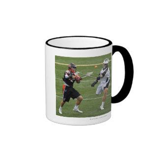 UNIONDALE, NY - AUGUST 06: Max Siebald #42 Coffee Mug