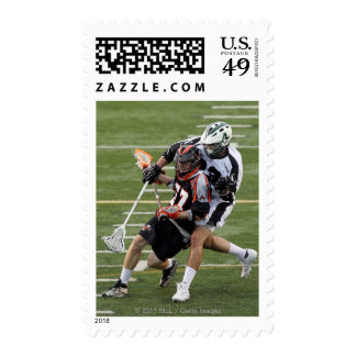 UNIONDALE, NY - AUGUST 06: Mike Ward #23 Postage Stamp