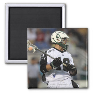 UNIONDALE, NY - AUGUST 06:  Stephen Peyser #18 2 2 Inch Square Magnet