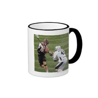 UNIONDALE, NY - AUGUST 06:  Terry Kimener #61 2 Coffee Mug