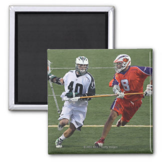 UNIONDALE, NY - AUGUST 13:  Matt Danowski #40 2 Inch Square Magnet