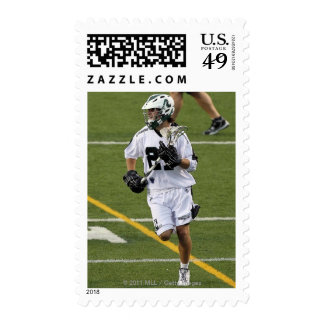 UNIONDALE, NY - AUGUST 13:  Ryan Young #27 Postage Stamp