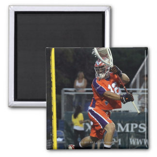 UNIONDALE, NY - AUGUST 13:  Scott Rodgers #42 2 Inch Square Magnet