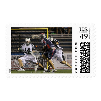UNIONDALE, NY - JULY 16: Drew Adams #14 Postage