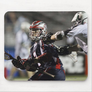 UNIONDALE, NY - JULY 16:  Pat Heim #3 Mouse Pad