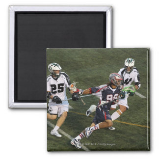 UNIONDALE, NY - JULY 16: Paul Rabil #99 2 Inch Square Magnet