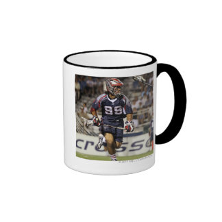 UNIONDALE, NY - JULY 16:  Paul Rabil #99 Ringer Mug