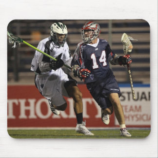 UNIONDALE, NY - JULY 16:  Ryan Boyle #14 Mouse Pad