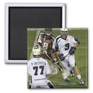 UNIONDALE, NY - JULY 28:  Adam Rand #3 2 Inch Square Magnet