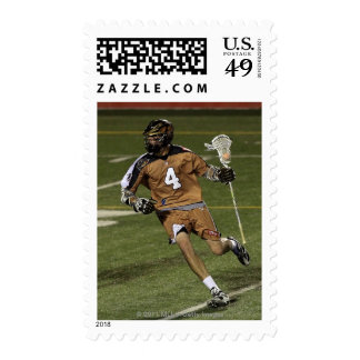 UNIONDALE, NY - JULY 28:  Jeff Colburn #4 Stamp