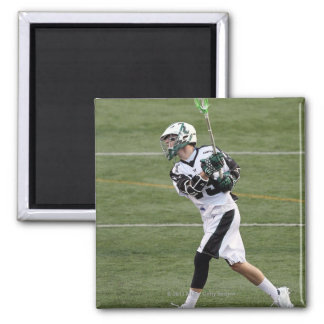 UNIONDALE, NY - JULY 28:  Stephen Berger #13 2 2 Inch Square Magnet