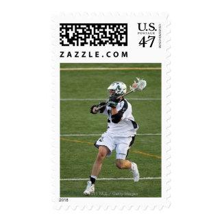 UNIONDALE, NY - JULY 28:  Stephen Peyser #18 3 Postage