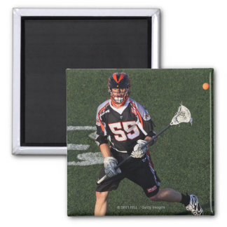 UNIONDALE, NY - JUNE 03:  Eric Martin #55 2 2 Inch Square Magnet