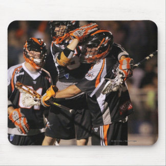 UNIONDALE, NY - JUNE 03:  Peet Poillon #57 and Mouse Pad
