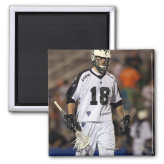 UNIONDALE, NY - JUNE 03:  Stephen Peyser #18 2 Inch Square Magnet