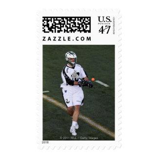UNIONDALE, NY - JUNE 03:  Stephen Peyser #18 2 Stamp
