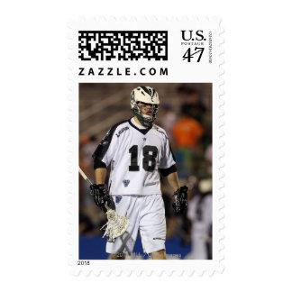 UNIONDALE, NY - JUNE 03:  Stephen Peyser #18 Postage Stamp